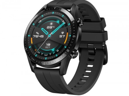Huawei Watch GT2 46 mm. Sort